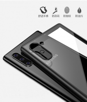 Ốp dẻo IPAKY chống sốc (Note 10 / Note 10 Plus)